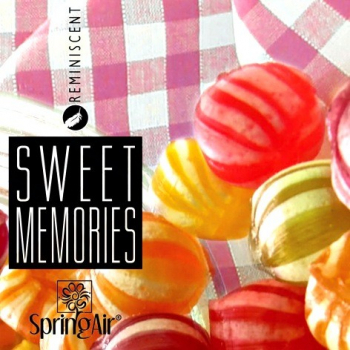 Náplň do osvěžovače - SpringAir Sweet Memories