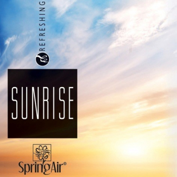 Náplň do osvěžovače - SpringAir Sunrise
