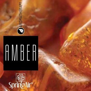 Náplň do osvěžovače - SpringAir Amber