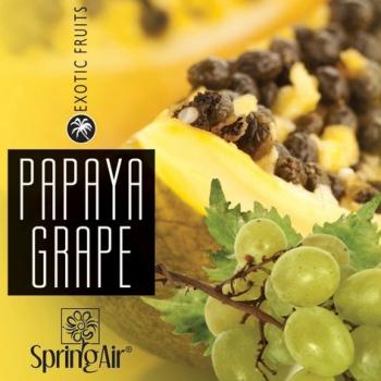 Náplň do osvěžovače - SpringAir Papaya Grape