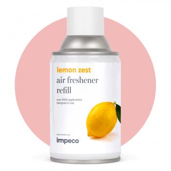 Náplň Lemon Zest do osvěžovače vzduchu
