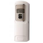 Profesionální osvěžovač vzduchu, který umožňuje flexibilní nastavení času dávkování vůně.