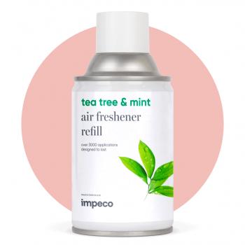 Náplň TEA TREE & MINT do osvěžovače vzduchu