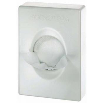 Zásobník hygienických sáčků HYGIENIC BAG - bílý