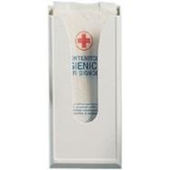 Zásobník hygienických sáčků HYGOBOX - bílý