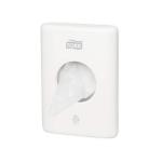 Řada Tork Elevation je série hladkého a funkčního vzhledu v moderním duchu, který pasuje do prostředí většiny toalet a umýváren. Materiál: Plast , Barva: Bílá , Šířka: 100 mm, Výška: 140 mm, Hloubka: 36 mm