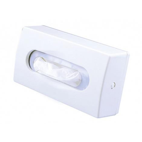 Zásobník kosmetických ubrousků CLEENEX - bílý