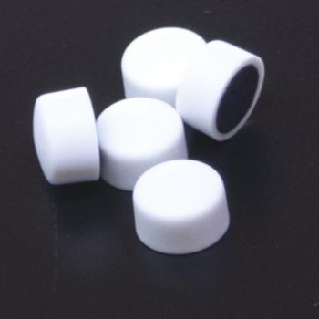 Bílý magnet (16 ks)