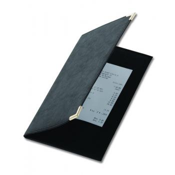 Desky na účtenku Securit Classic (23 x 13 cm) - černá