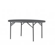 Rautový skládací stůl ZOWN PLANET 150 - NEW - Ø152 cm