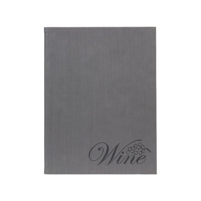 Vinný lístek Securit Design A4 - Velvet