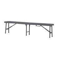 Skládací lavice ZOWN SHARP BENCH - NEW - 184 x 30,5 x 44,5 cm