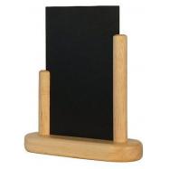 Stolní stojánek Securit s popisovací tabulkou malý - Plain