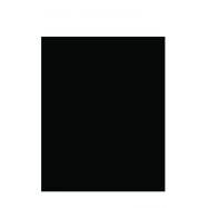 Popisovací tabule Securit Silhouette 35 x 30 vč. popisovače a upevňovací pásky na stěnu - černá