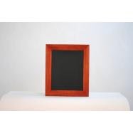 Nástěnná tabule Securit 30 x 40 cm - Mahagon