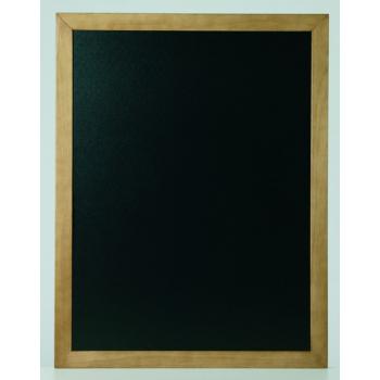 Nástěnná tabule Securit 60 x 80 cm - Teak