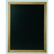 Nástěnná tabule Securit 70 x 90 cm - Teak