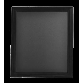 Nástěnná oboustranná tabule Securit Universal 40 x 50 cm - černá