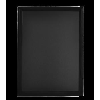 Nástěnná oboustranná tabule 60 x 80 cm Securit Universal - černá