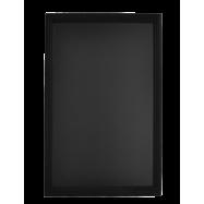Nástěnná oboustranná tabule 70 x 90 cm Securit Universal - černá
