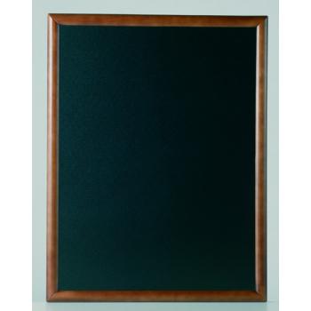 Nástěnná tabule Securit 60 x 80 cm - tmavě hnědá