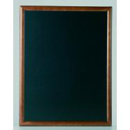 Nástěnná tabule Securit 70 x 90 cm - tmavě hnědá