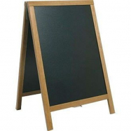 A - tabule 55 x 85 cm Securit Duplo - Teak