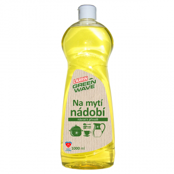 GREEN WAVE Na mytí nádobí, 1000ml