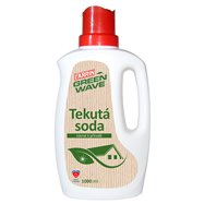 GREEN WAVE Tekutá soda, 1000ml