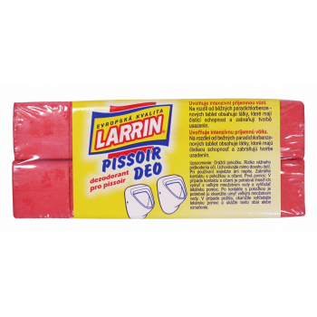Larrin WC Pissoir deo jahoda, 250g