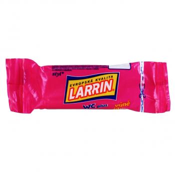 Larrin WC Plus fialový (náhradní náplň), 40g