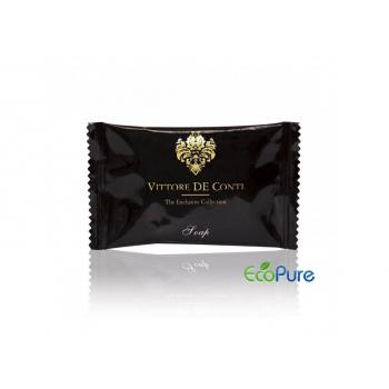 Mýdlo ve skládaném papíru, 15 g, Vittore De Conti