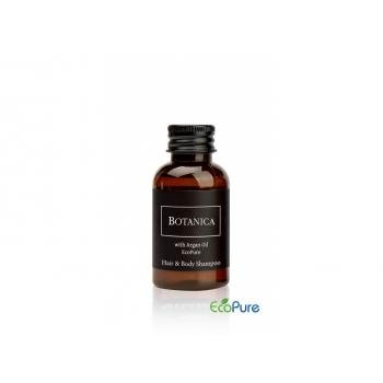 Šampon na vlasy a tělo v lahvičce, 40 ml, Botanica