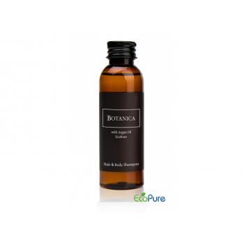 Šampon na vlasy a tělo v lahvičce, 60 ml, Botanica