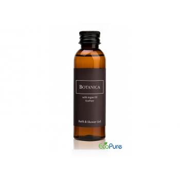Sprchový gel v lahvičce, 60 ml, Botanica