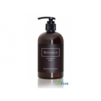 Šampon na vlasy a tělo, dávkovač s pumpičkou 360 ml, Botanica