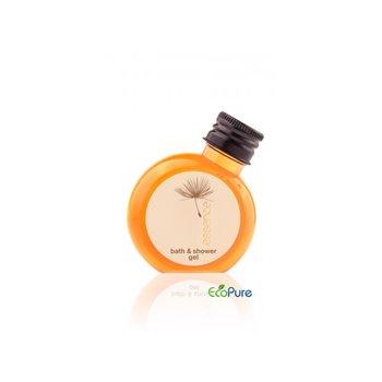 Sprchový gel v lahvičce, 40 ml, Essence