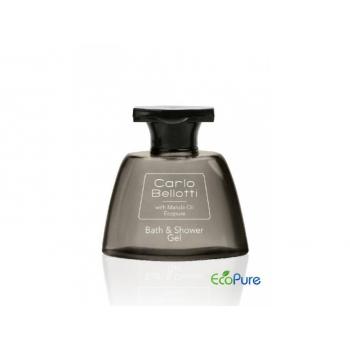 Sprchový gel v lahvičce, 40 ml, Carlo Bellotti
