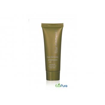 Šampon na vlasy a tělo v tubě, 30 ml, Four Elements