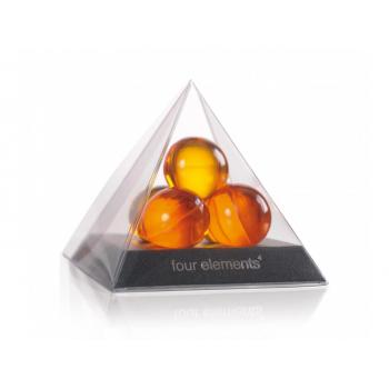 "Kuličky do koupele ""Pyramida"", Four Elements"