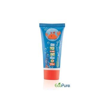 Šampon na vlasy a tělo v tubě, 20 ml, ForKids