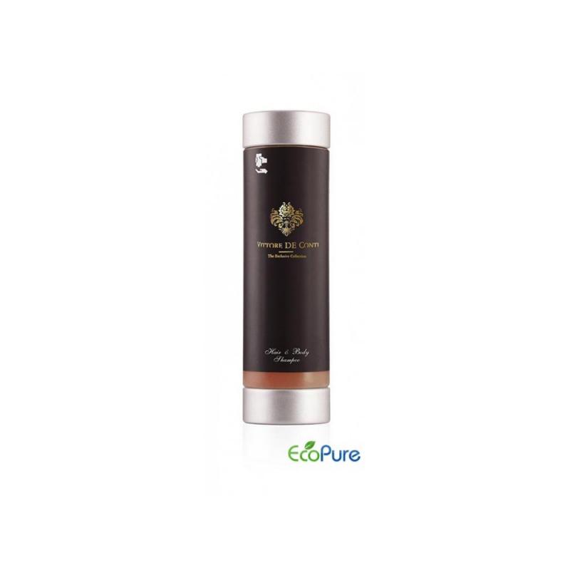 Šampon na vlasy a tělo, 300 ml, EPS, Vittore De Conti