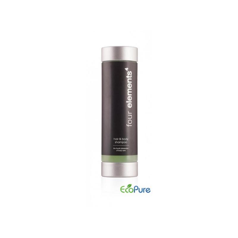Šampon na vlasy a tělo, 300 ml, EPS, Four Elements