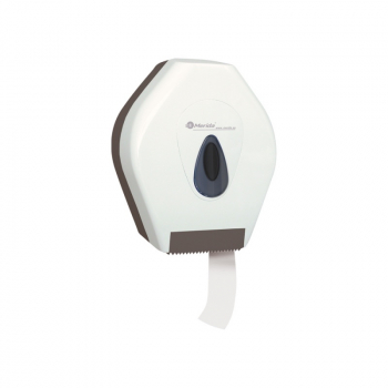 Zásobník na toaletní papír MERIDA TOP MINI bílo - šedý