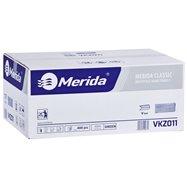 Papírové ručníky skládané MERIDA ZELENÉ (dříve PZ11)