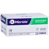 Papírové ručníky skládané MERIDA SUPER BÍLÉ (dříve PZ12)