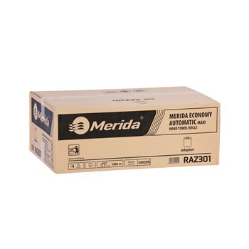 Papírové ručníky v rolích MERIDA AUTOMATIC MAXI RAZ301