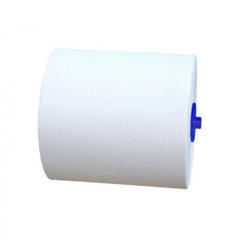 Papírové ručníky v rolích MAXI AUTOMATIC,100% celuloza, 1 vrstvé, (6rolí/balení)