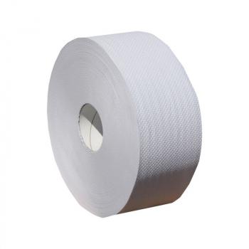 Toaletní papír MERIDA OPTIMUM SUPER BÍLÝ-role o průměru 23 cm