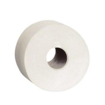 Toaletní papír MERIDA OPTIMUM SUPER BÍLÝ-role o průměru 28 cm